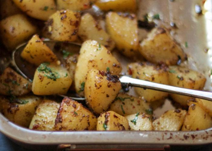 Khoai tây nếu nấu quá chín có thể gây ung thư