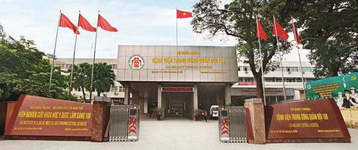 benh viện trung ương quan đội