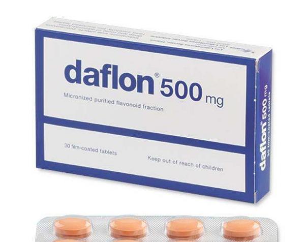 thuốc daflon