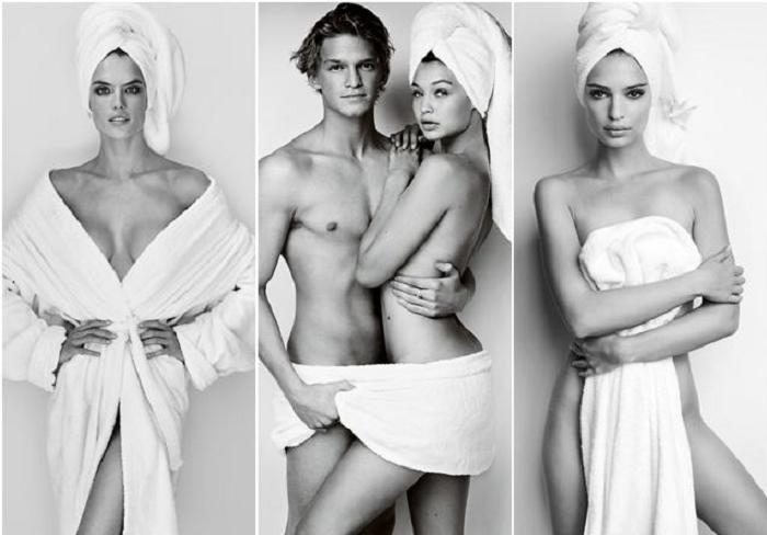 dùng chung khăn tắm