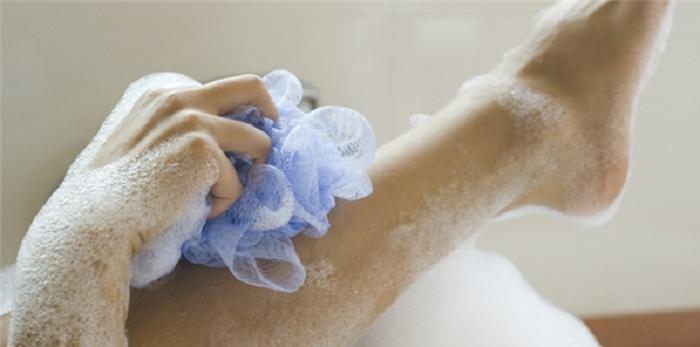 Bông tắm gây bệnh