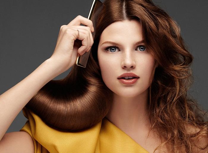 giúp tóc chắc khỏe hơn