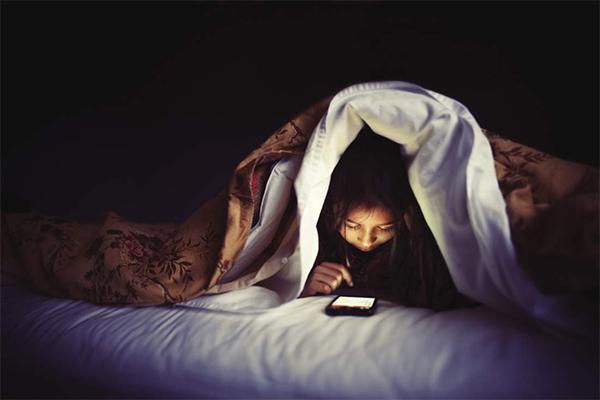 những tác hại của thức khuya