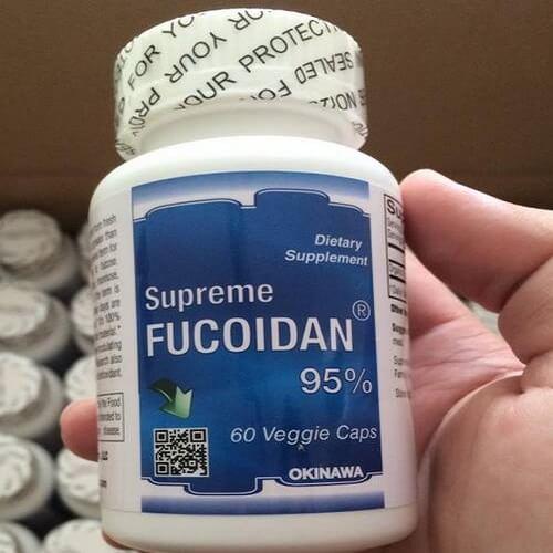 Fucoidan 95