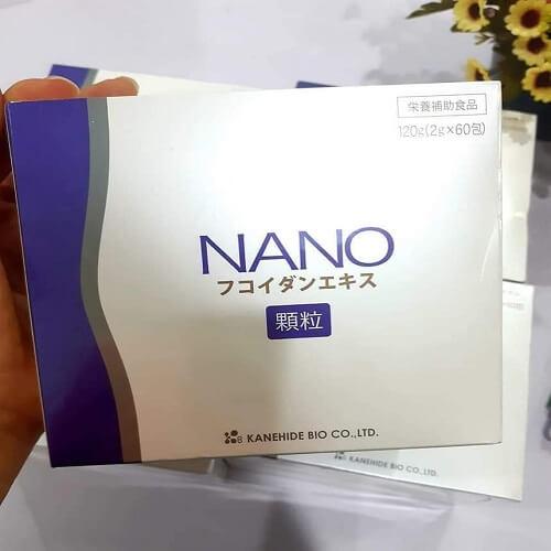 Fucoidan Nano