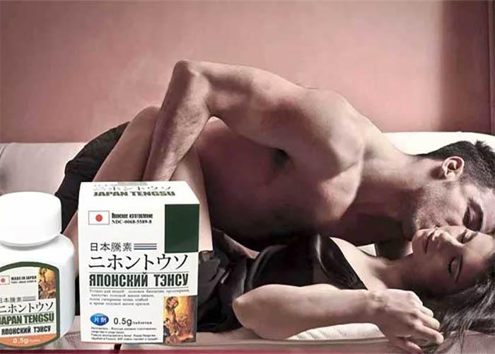 Japan Tengsu - Thuốc cường dương tốt nhất cho quý ông