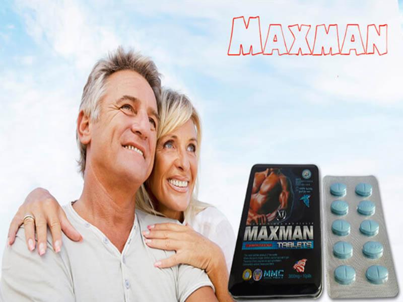 ThuốcMaxman là gì