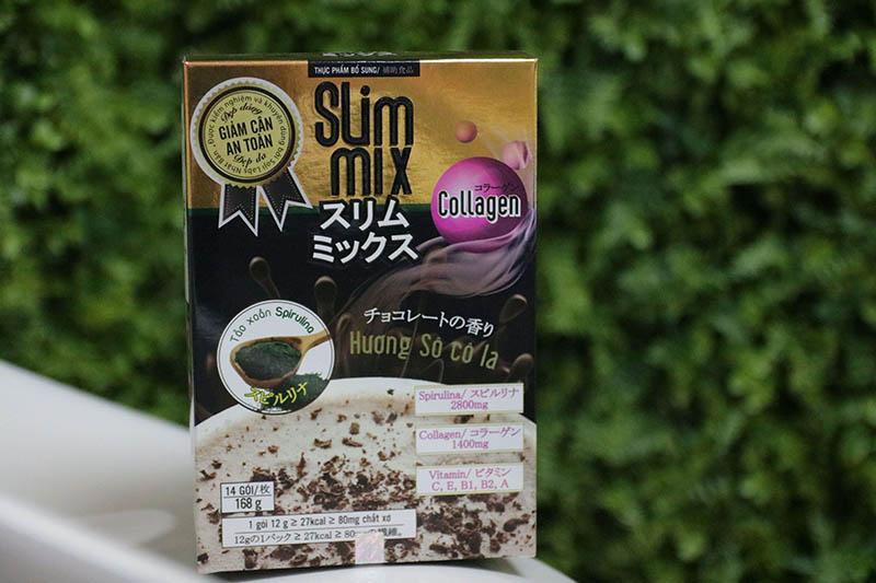 Thuốc giảm cân Slim Mix