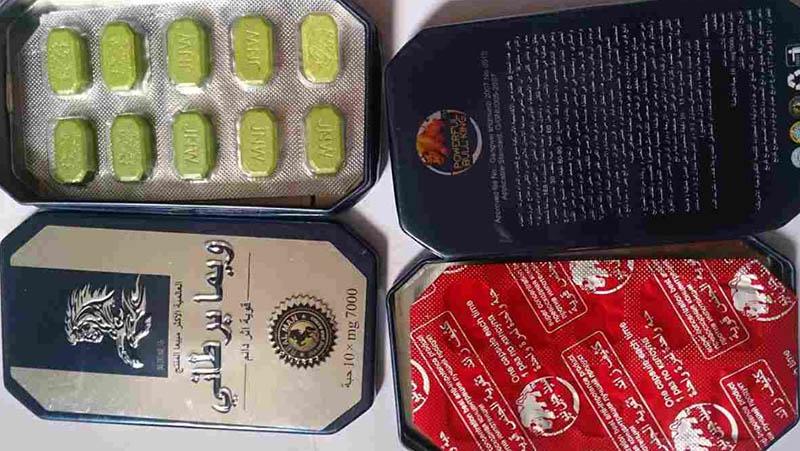 Thuốc có chứa các thành phần giúp tăng cường sinh lý