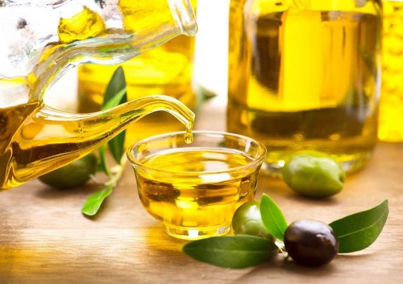 Dầu oliu da tránh những tác hại xấu