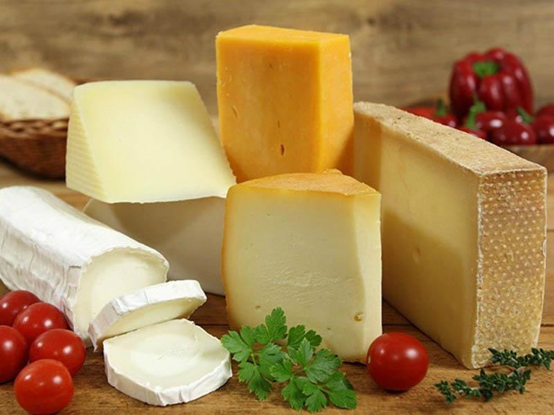 Phô mai có mặt trong rất nhiều các món ăn thơm ngon, bổ dưỡng