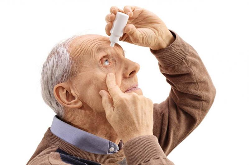Các loại thuốc chữa trị chứng tăng nhãn áp có khả năng ảnh hưởng đến hoạt động của tim và phổi.