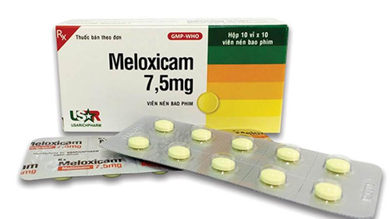 Thuốc có công dụng điều trị chứng viêm khớp, cứng khớp, sưng khớp và cả giảm đau