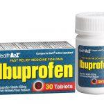 Thuốc giảm đau Ibuprofen