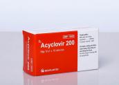 Thuốc Acyclovir : Công dụng, liều lượng và những điều cần lưu ý