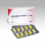 Thuốc amlodipin 5mg – thành phần và tác dụng với người cao huyết áp