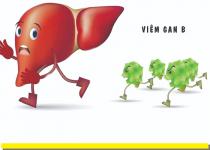 Nguyên nhân và phương pháp điều trị bệnh Viêm gan B , C
