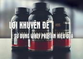 Tác dụng và cách dùng Whey Protein 1 cách an toàn nhất